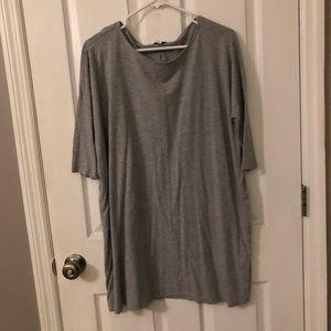 Oversized loose Gap dress